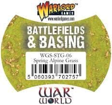 Warlord Games Spring Alpine Grass
