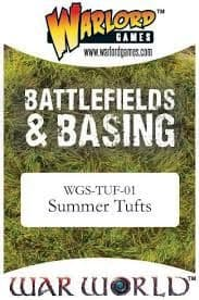 Warlord Games Summer Tufts