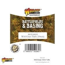Warlord Games Wild Grass Tufts