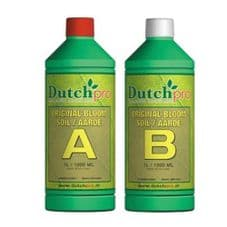 Dutch Pro Soil A+B Bloom Nutrient
