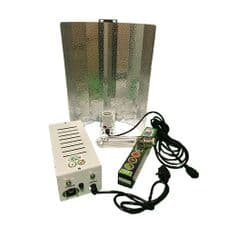 Pro Gear ( Horti Gear ) 600W With Euro Reflector and Sunmaster Dual Spectrum HPS Lamp