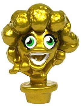Broccoli Spears Gold from Moshi Monsters Series 3