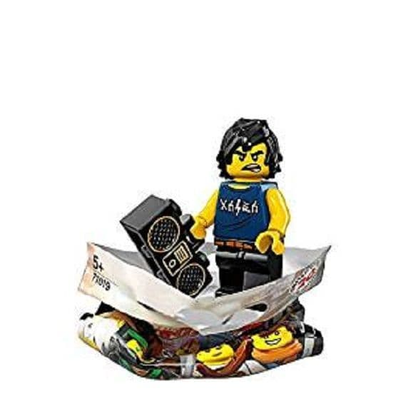 Cole Lego Ninjago Movie Minifigure