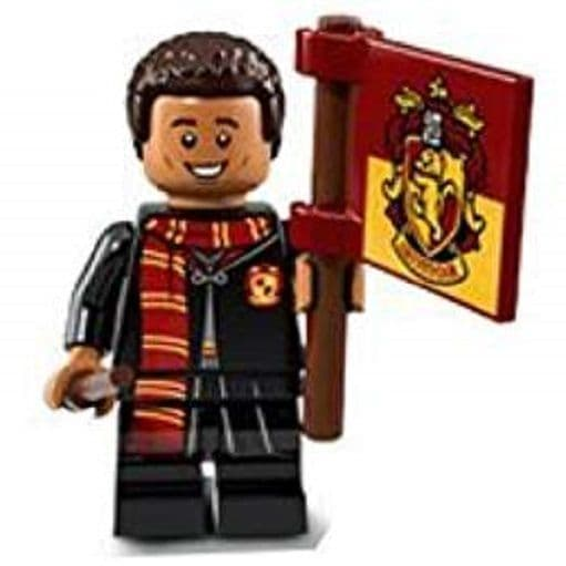 Dean Thomas from Lego Minifigures Harry Potter Series