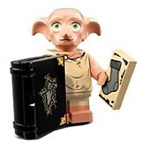 Dobby from Lego Minifigures Harry Potter Series