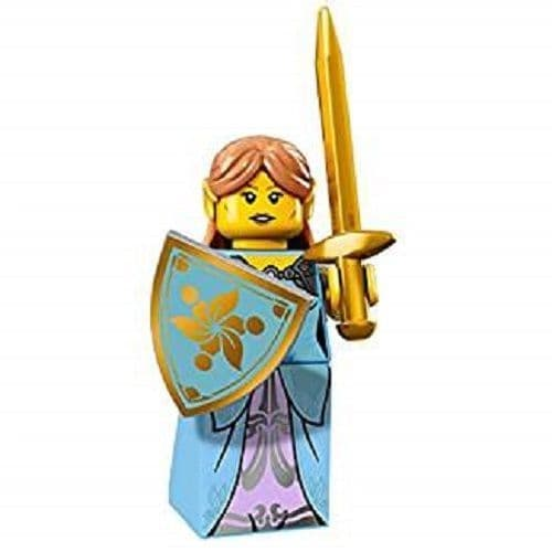 Elf Maiden Lego Minifigure from Series 17