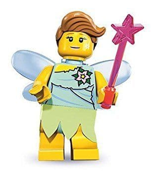 Fairy Lego Minifigure from Series 8 Minifigures