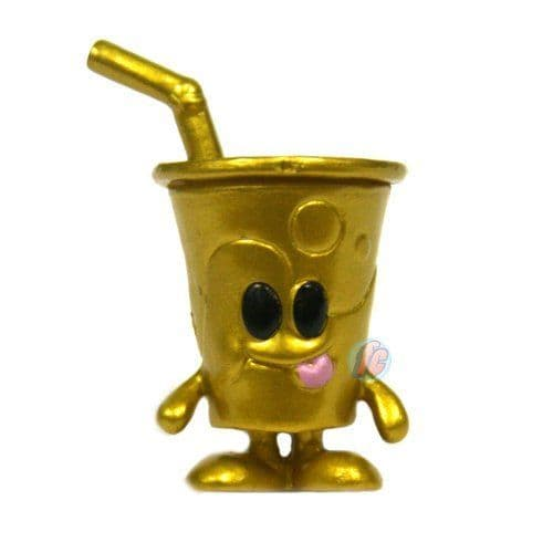 Fizzy Gold from Moshi Monsters Series 4 Moshlings