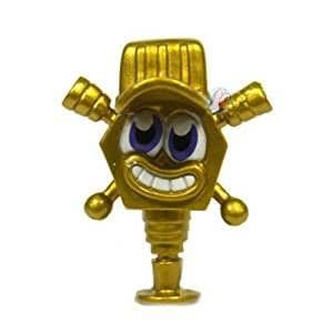 Gold Judder from Moshi Monsters Series 4 Moshlings