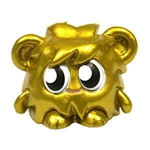 Gold Scarlet O Haira from Moshi Monsters Series 4 Moshlings