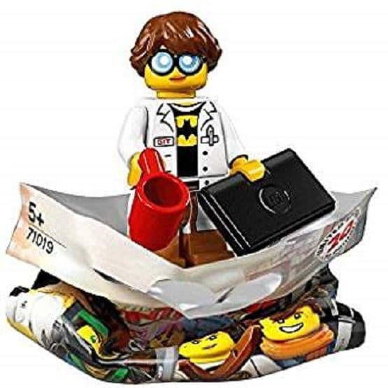 GPL Tech Lego Ninjago Movie Minifigure