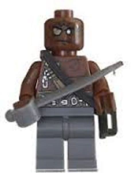 Gunner Zombie Lego Pirates of the Caribbean Minifigure