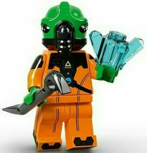 Lego Alien Minifigure Series 21