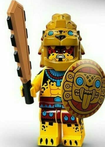 Lego Ancient Warrior Minifigure Series 21