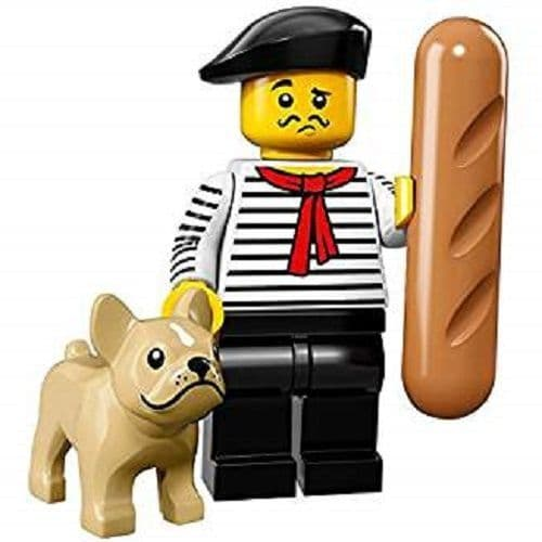 Lego Connoisseur Minifigure  from Series 17