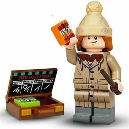 Lego Fred Weasley from Harry Potter Series 2 Minifigures