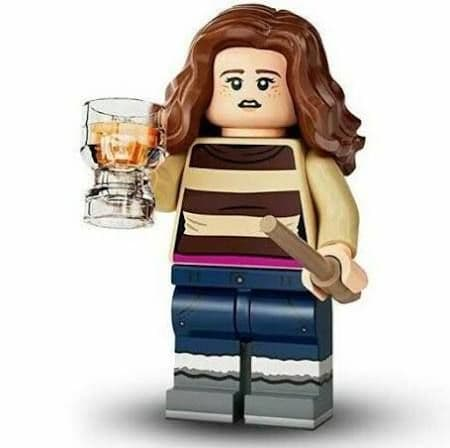 Lego Hermione Granger from Harry Potter Series 2 Minifigures