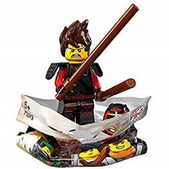 Lego Kai Kendo Ninjago Movie Minifigure