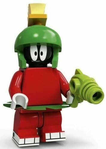 Lego Marvin the Martian Looney Tunes Series Minifigures