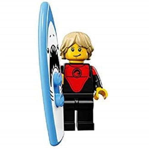 Lego Minifigure Pro Surfer from Series 17