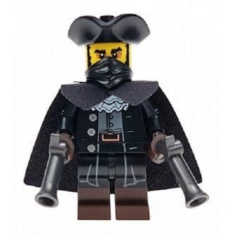 Lego Mystery Highwayman Minifigure Series 17