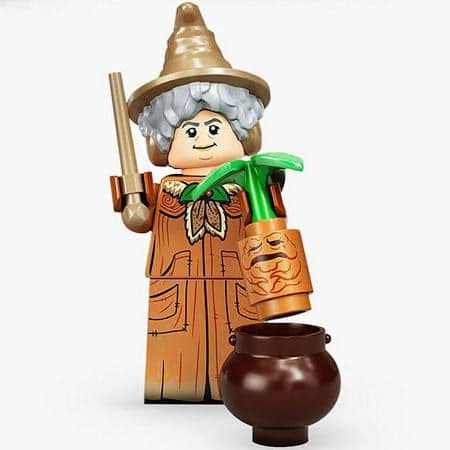 Lego Professor Sprout from Harry Potter Series 2 Minifigures