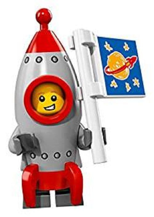 Lego Rocket Boy Minifigure Series 17