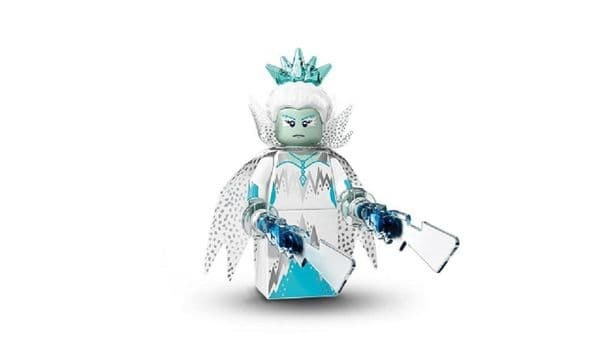 Lego Series 16 Ice Queen Minifigure from 71013 Minifigures