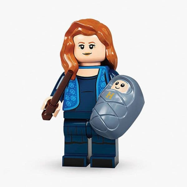 Lily Potter from Lego Minifigures Harry Potter Series 2