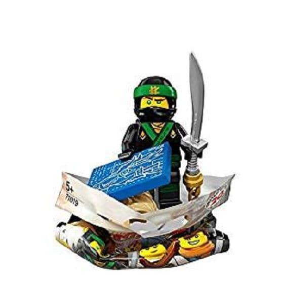Lloyd Lego Ninjago Movie Minifigure