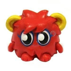 Scarlet O Haira from Moshi Monsters Series 4 Moshlings