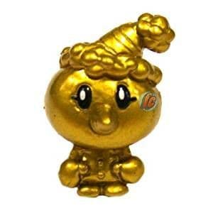 Tomba Gold from Moshi Monsters Series 4 Moshlings
