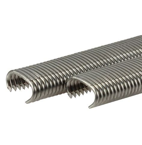 BOSTITCH RING11RG40 GALVANISED GABION HOG RINGS (1,600) *OUT OF STOCK*