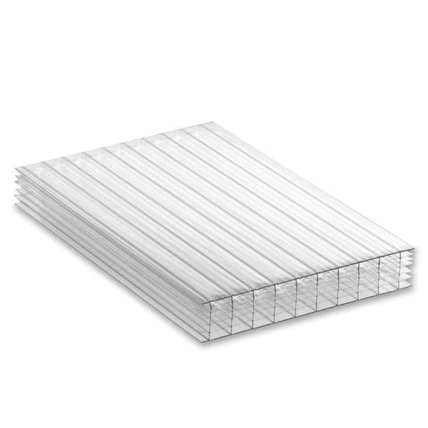 35mm Multiwall Polycarbonate Sheet Clear