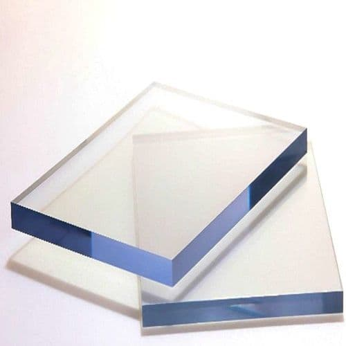 8mm Clear Solid polycarbonate Sheet
