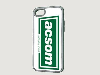 "ACSOM ""A Celtic State Of Mind"" Phone Case"