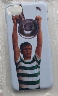 Celtic's Billy McNeill holding the European Cup 1967 Phone Case