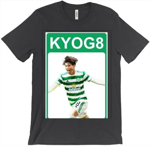 Pre order 9 in a Row T-Shirt - Penalty Spot Glasgow