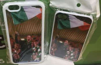 Leigh Griffiths Celtic Phone Cases