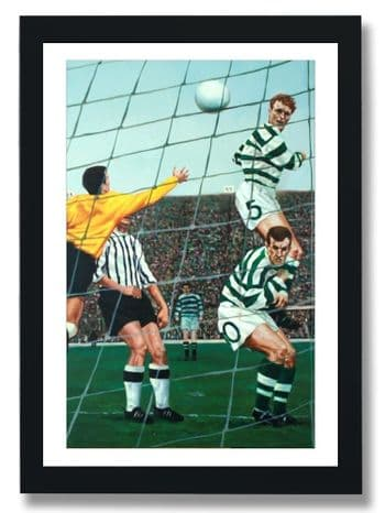 McNeills winning Goal in  the 1965 Scottish Cup Final