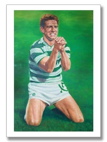 Tommy Burns -  Football, Faith and Family - Framed Picture