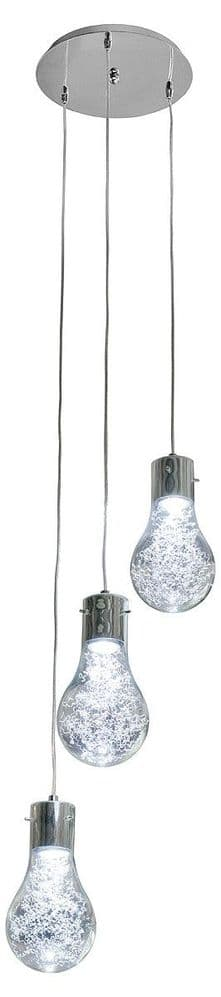 Bulb shaped LED Pendant Lamp