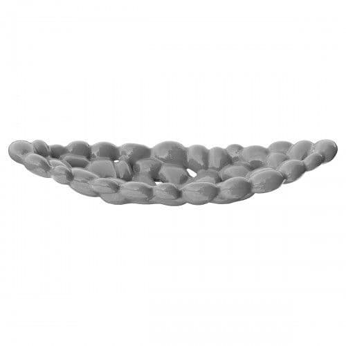 Ceramic Bubble Tray - Grey
