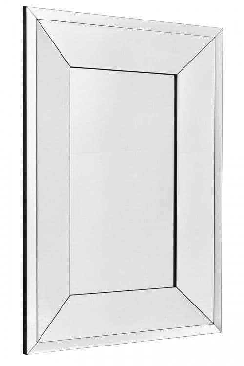 Smaller Bevelled Wall Mirror