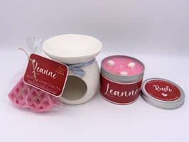 'Rush' Scented Gift Package - Can be personalised