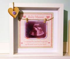 Baby Scan Photo Quote