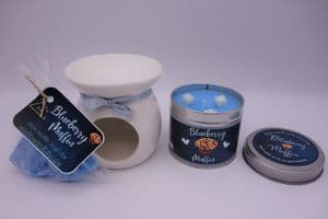 Blueberry Muffin Scented Gift Package - Can be personalised