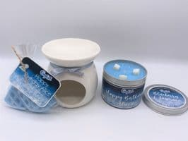 Comfort Blueberry & Jasmine Scented Gift Package - Can be personalised