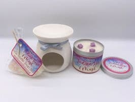 Comfort Indian Rose & Musk Scented Gift Package - Can be personalised