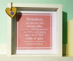 Grandparents - Made of Gold